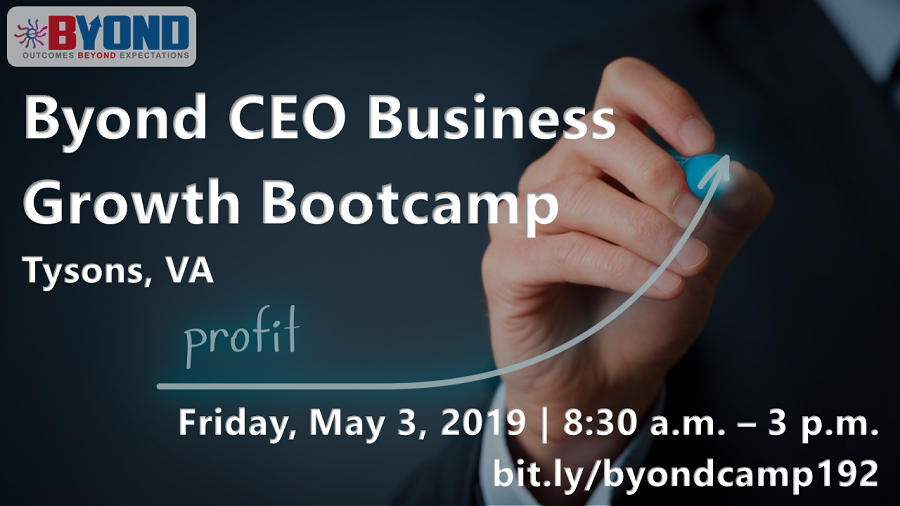 Byond CEO Business Growth Bootcamp