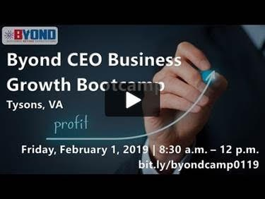 CEO Business Growth Bootcamp